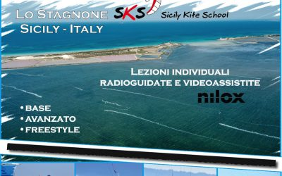 Stagnone Kitesurf Camp in Sicilia