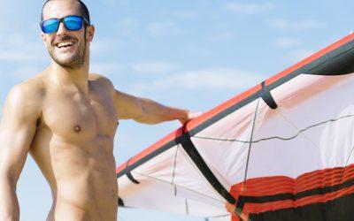 Imparare il Kitesurf è Facile o Difficile: Requisiti Fisici, limiti di età e sicurezza nel kitesurf