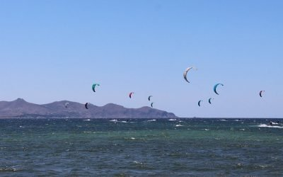 In Kitesurf a Favignana: La Rotta dei Fenici